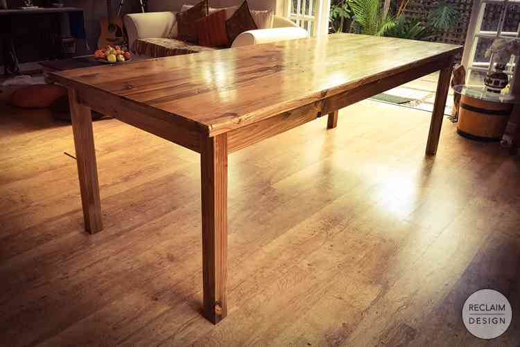 Bespoke Eco-friendly Furniture Made From Reclaimed Wood | Reclaim Design
