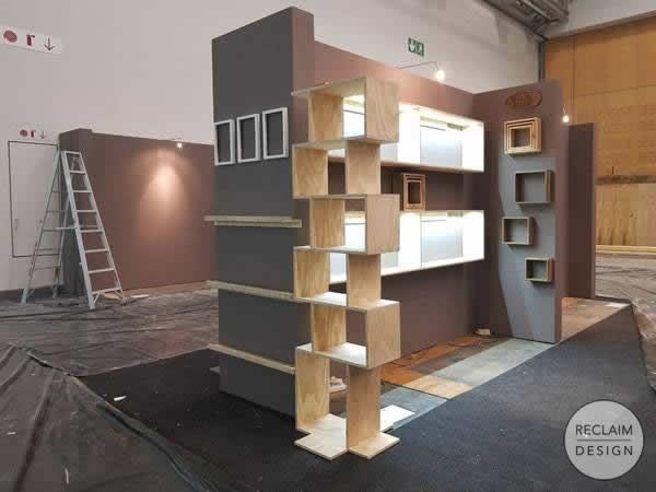 Stand Installation | Reclaim Design