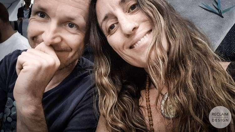 Founders Nikki and Michael | Reclaim Design