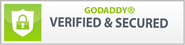 Site secured by GoDaddy SSL