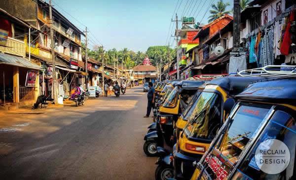 Gokarna India | Reclaim Design