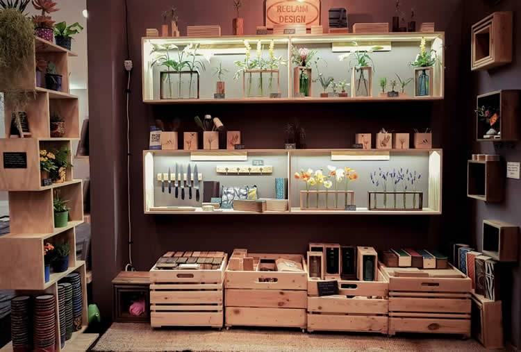 Our Award Winning Stand At Homemakers Expo   Reclaim Design