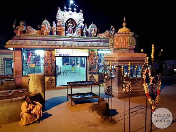 Kali Temple Tiruvannamalai India | Reclaim Design