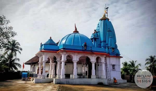 Nityananda Temple India | Reclaim Design