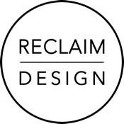Reclaim Design Logo
