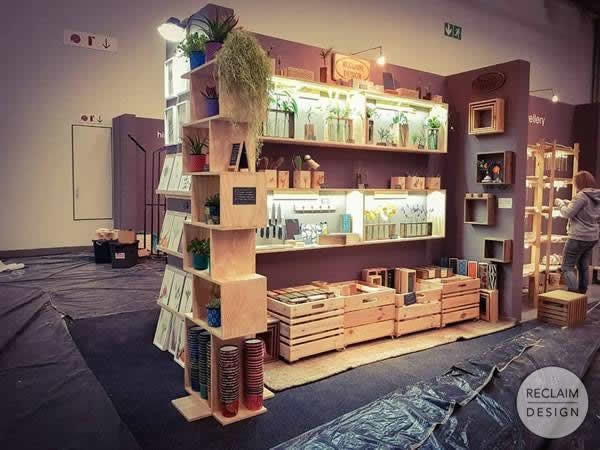 Our Stand At Homemakers Expo | Reclaim Design