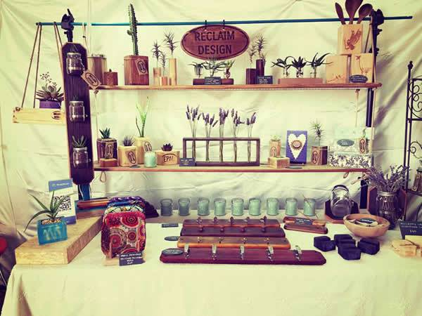Our Stand at The Constantia Gift Fair | Reclaim Design