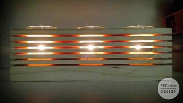 New Eco-friendly Products - Candle Displays | Reclaim Design