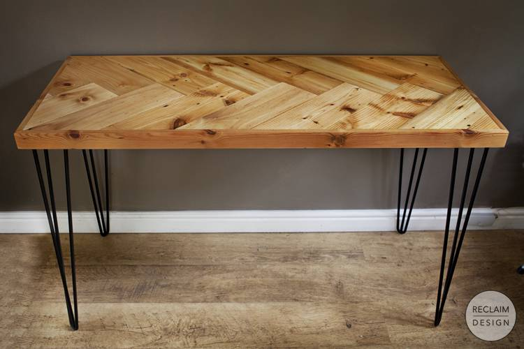Sustainable Tables Made From Reclaimed Wood | Reclaim Design