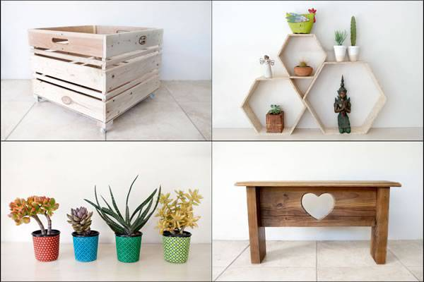 Sustainable Living Gifts | Reclaim Design