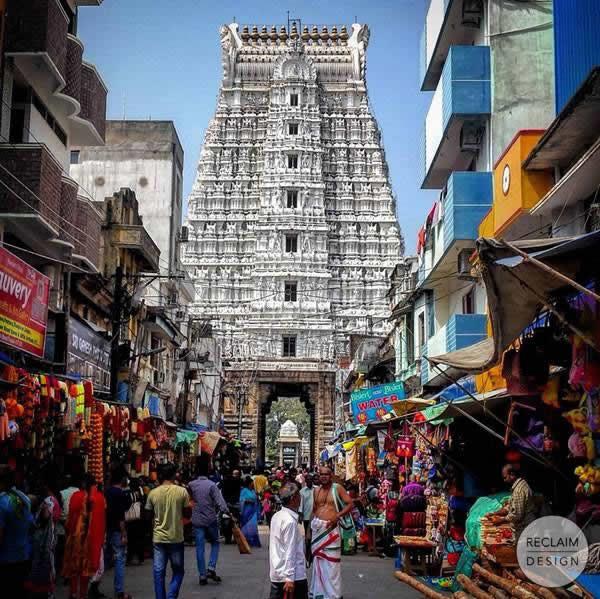 Tirupati India | Reclaim Design